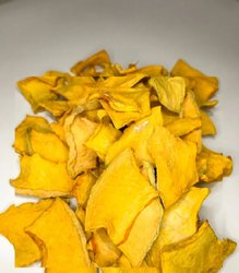 Vacuum Fried Pumpkin Chips