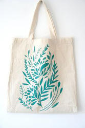 Cotton Printed Bag