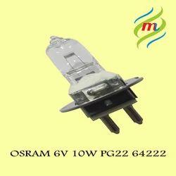 PG 6V 10W Osram Lamps