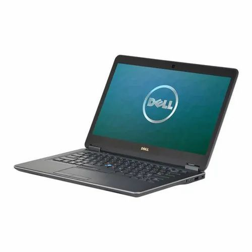 E Black Dell Latitude 7440 I5 Laptop, Screen Size: 14' , 4gb