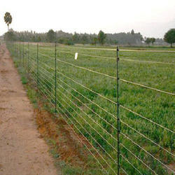 Solar Fencing for Agricultural Land