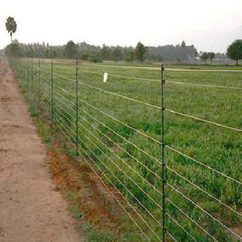 Solar Fencing For Agricultural Land Crown Power Fencing