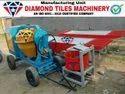 DTM Concrete Paver Machine, Capacity: 8000 Pcs in 8 Hour