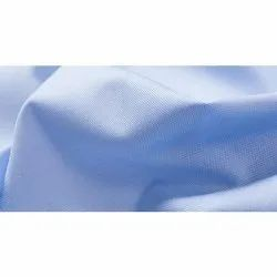 Light Blue Plain Cotton Oxford Fabric, GSM: 100-150 GSM, Packaging Type: Roll