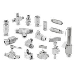 Valves Fittings and Tubings