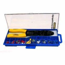 Stanley 84-253-22 Crimping Plier Set Manual Crimper