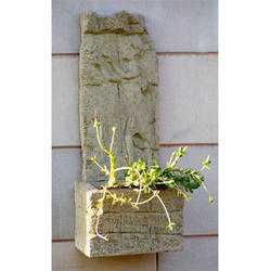 Beige Egyptian Hanging Planters