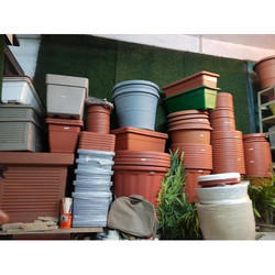 Plastic Flower Pot Flowerpot Latest Price