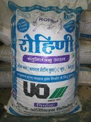 Rohini Gold Plus Cattle feed, Packaging Type: Pp Bags