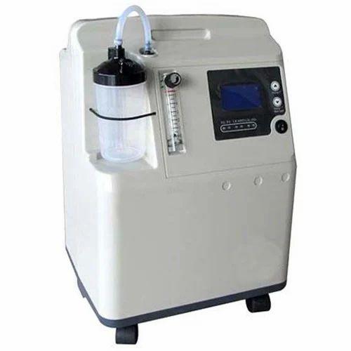 PVC White Oxygen Concentrator, Capacity: 3 L, Rs 28000 /no L R ...