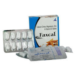 Faxcal Tablets