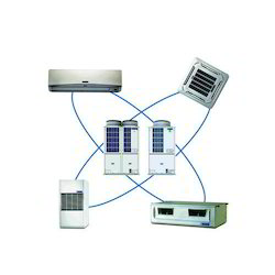 Blue Star VRF System, for Industrial Use
