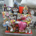 Shiv Ji Family Statue