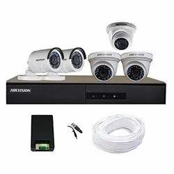 1.3 MP CCTV Camera, 20 To 80 Mtr