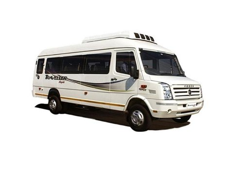 Force Traveller Royale 15 Seater Staff Bus