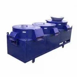 Ring Die Organic Fertilizer Granulation Machine