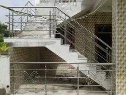 SS Handrail Work