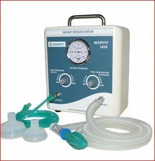 Infant T Piece Resuscitator Resipuff 1050