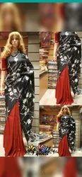 Bhisnupuri Silk Saree