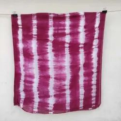Shibori Print Indigo  Cotton Fabric