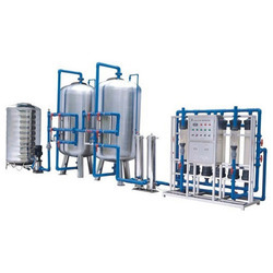 Fully Automatic Industrial Water Treatment Plant, Capacity Inlet Flow Rate: 10000 m3/hour