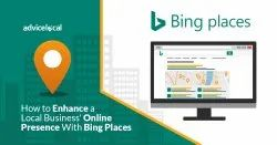 Online On Microsoft Bing Places For Local Business, In Pan India, Day 1