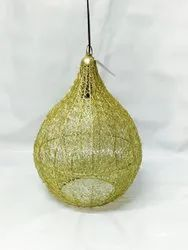Antique Moroccan Hanging Lamp