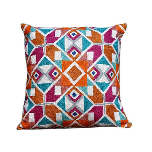 Crochet Cushion Cover Cushion Cover R G Creations New Delhi Id