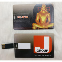 Promotional Card Pen Drive