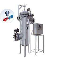 Self Cleaning Line Strainers