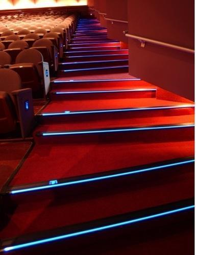 Ceramic Auditorium Led Step Lights