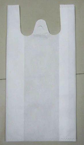 Bags - W Cut 20 GSM Bag Manufacturer from Rajkot