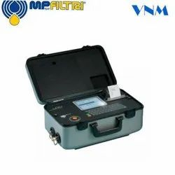 MP Filtri Particle Counter with Printer