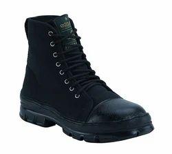 Black Leather Adduce Warrior Jungle