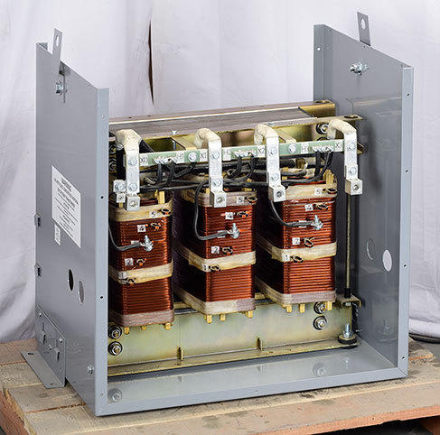 45 KVA LT Distribution Transformer