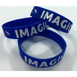 Blue Wrist Bands