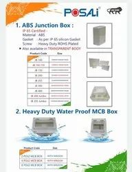 Waterproof Junction Box, For Electrical Fittings, IP65