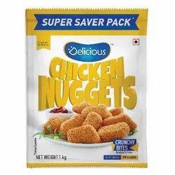 Elicious 1 Kg Chicken Nugget