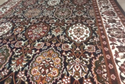 Ishba Handloom Polyester Heavy Pile Room Carpet, Size: 3*8 Feet