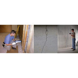 Basement Wall Waterproofing Service