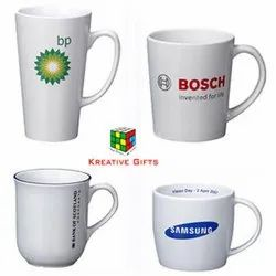Corporate Coffee Mug With Logo