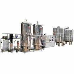 10000 LPH Reverse Osmosis Plants