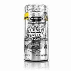 Muscletech Platinum Multivitamin Capsules