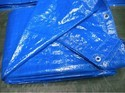 Blue Pe Tarpaulin, Size: 25 Kg Weight Per Bdls, Thickness: 12ft*9ft To 60ft*60ft