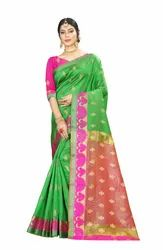 Daman Pure Banarasi Silk Saree