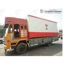 Store Container for Transport Industries