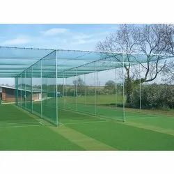 Green Colour Cricket Net