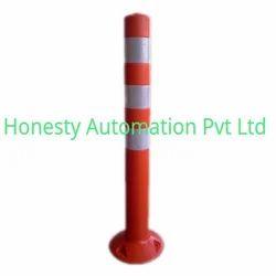 120 cm Plastic Warning Bollard