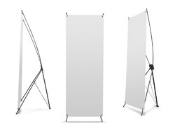 Mini X Banner Stand