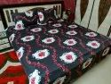 Satin Double Bed Sheet